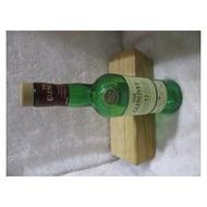 """格蘭利威12年單一麥芽蘇格蘭威士忌""""空酒瓶""""0.375公升"""