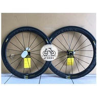 UJ BIKE MAVIC COSMIC CARBON PRO Exalith SLE 碳纖維板輪 陶瓷 煞車邊