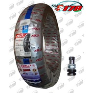hot FDR tire 13- tubeless sport evo nmax  120-70-13 140-60-13 with free pito (orig)
