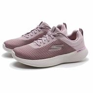 SKECHERS 慢跑鞋 GO RUN 400 V2 粉紫 網布 運動 休閒鞋 女 (布魯克林) 128003MVE