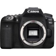 【Canon】EOS 90D 機身+18-55mm IS STM 單鏡組(機身公司貨 鏡頭平輸)