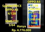 OPPO A5 4-128 & VIVO Y12 3-64