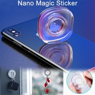 COVETX Kitchen and Dining Nano Storage and Organization Wall Stickers Cable Manager Magic Nano Stickers Desktop Car Sticker Phone Holder