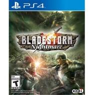 (現貨全新) PS4 長劍風暴:百年戰爭& 夢魘魔境 英文美版 BLADESTORM: Nightmare