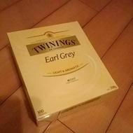 「現貨」唐寧伯爵茶 Twinings Earl Grey 茶包100入