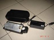 【宏祥/愛爾蘭 電動車/電動腳踏車/單車】36V8.4A 36v鋰鐵電池+快拆電池盒+開關