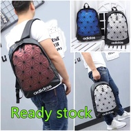 2018 Adidas Bags Issey Miyake 3D Outdoor Travel Backpack School Student Bag