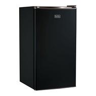 BLACK+DECKER BCRK32B Compact Refrigerator Energy Star Single Door Mini Fridge with Freezer, 3.2 Cubi