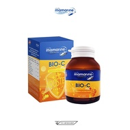 Mamarine Bio-C Plus Elderberry & Beta Glucan  30แคปซูล