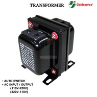 Goldsource Auto-Switch Transformer (110V - 220V) 1000 Watts to 3000 Watts   How To Use Nintendo Switch