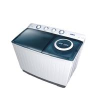 FB分享送吸塵器★聲寶10公斤雙槽洗衣機ES-1000T《門市第4件8折優惠》