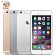 Original Apple Iphone 6 iPhone 6 Plus โทรศัพท์มือถือ 4.7 นิ้ว iPhone 6 P 16/64/128GB ROM 8.0 MP กล้อง IOS 4G LTE โทรศัพท์ Apple