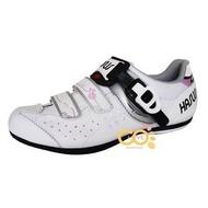 【CoLove咖樂單車】哈卡HASUS硬底自行車鞋/CASUAL/硬底鞋/非卡式自行車鞋/粉白色/HDI008-WGP