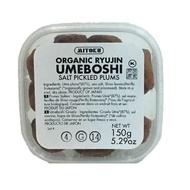 Mitoku Organic Ryujin Umeboshi Salt Pickled Plums 150g