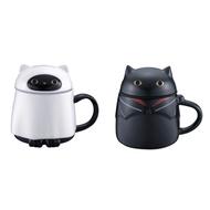 星巴克 萬聖節限定杯 黑貓變裝騎士馬克杯 黑貓精靈造型馬克杯 2019 黑貓杯 星巴克黑貓