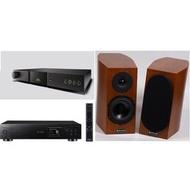 ◉⦿拍譜音響⦿◉ Audio Physic Step 25+ + Naim Nait 5si + Pioneer N50 超值兩聲道