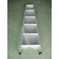 荷重80kg!  特雙A 鋁梯 A字梯 鋁製梯子 A型梯 家用梯 3尺 4尺 5尺 6尺 7尺 8尺 9尺 10尺(660元)