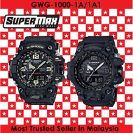 Casio G-SHOCK MUDMASTER GWG-1000-1A / GWG-1000-1A1 100% Original
