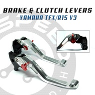 BRAKE & CLUTCH LEVERS - YAMAHA TFX & R15 V3