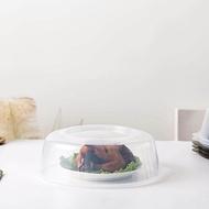 1 ชิ้นพลาสติกอาหารโดมเตาอบไมโครเวฟน้ำมันหลักฐานปกตู้แช่แข็งสดปก
