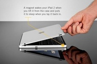 iPad 2.3.4專用! ※台北快貨※美國原裝 ZAGG PRO 鋁合金藍牙鍵盤+保護殼