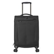 [🔥🔥 โปรร้อนแรง!!] กระเป๋าเดินทาง Amory รุ่น CT75MBK ขนาด 24 นิ้ว สีดำ | กระเป๋าเดินทาง กระเป๋าและกระเป๋าเดินทาง ราคาถูก