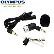 又敗家@Olympus原廠線長1M領夾式麥克風ME-52W消除噪音麥克風含擋風罩防風罩奧林巴斯ME52W防噪麥克風單方向麥克風MIC單向麥克風防噪麥克風領夾麥克風