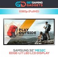 SAMSUNG 32 inch ME32C FHD Edge-Lit LED Display Monitor (1 Year Warranty)