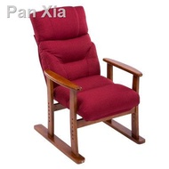 [Local Seller] Fashionable household leisure chair, reclining afternoon couch, garden good chair for the elderly, adjust