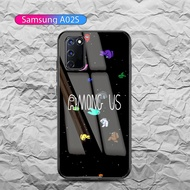 Case Samsung A02s Game Softcase Glass Kaca Samsung A02s - IC050 - casing hp samsung a02s - casing hp samsung galaxy a02s - softcase samsung a02s - case samsung galaxy a02s - kesing hp samsung a02s - ponsel case samsung a02s - Pelindung Hp