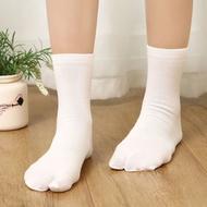 兩腳丫 現貨 木屐襪cosplay分趾襪兩指襪二指襪男女日本二趾襪兩趾襪中筒襪子