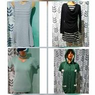 thrift atasan wanita import 35000