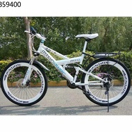 foldable bicycle ▲Bicycle mountain bike road bike variable speed bike ultra light student bike adult off-road racing for