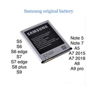 Samsung original battery S5 S6 S6 edge S7 S7edge S8 plus S9 phone battery ori