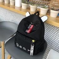 กระเป๋าเป้สะพายหลังสำหรับเด็กลายการ์ตูน,กระเป๋าเป้เดินทางยามว่างน้ำหนักเบากระเป๋าใบเล็ก