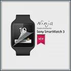 【東京御用Ninja】Sony SmartWatch 3 SWR50專用高透防刮無痕螢幕保護貼