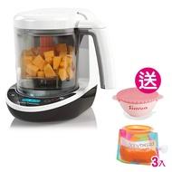 [現貨]Baby Brezza-食物調理機/料理機-數位版【贈副食品隨身袋3入+小獅王吸盤碗】《可愛婦嬰》