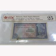 Old Money malaysia/Duit Lama/code M1