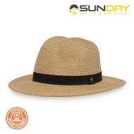 Sunday Afternoons 抗UV防曬透氣羅緞紳士帽 S2A27040C【古銅色】