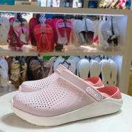 (รองเท้าแตะ)Crocs LiteRide Clog แท้ หิ้วนอก ถูกกว่าshop รองเท้าแตะรองเท้าชายหาด