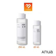 ☑☞  แท้ - ฉลากไทย Anua heartleaf 77- soothing toner โทนเนอร์พี่จุน 250 มล. 40 มล.