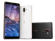 台中(海角八號) NOKIA 7 Plus 6 吋/AI 人工智慧 /Android 8.0 Oreo 原生系統~聯強