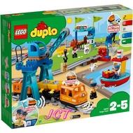 JCT LEGO樂高─ Duplo 得寶系列 10875 貨運列車