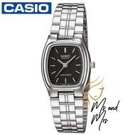 Casio Standard นาฬิกาข้อมือ สายสแตนเลส รุ่น LTP-1169D