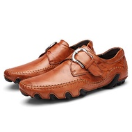 Banggood Shoes Men Casual Soft Genuine Leather Oxfords