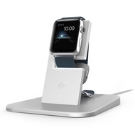 Twelve South 12-1503 Apple Watch HiRise Stand 蘋果智慧手錶充電立架 (銀色)