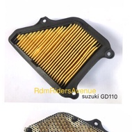 humidifier face mask washable air filter Air Cleaner Element Suzuki GD110