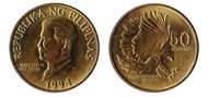 1994 Philipine 50centavo Coin Collectibles