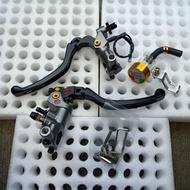 Brembo Izumi Motorcycle Brake Master Plus Left Right Handle Brake And Clutch Mio-Beat-Klx-Ninja-Vixion Etc.