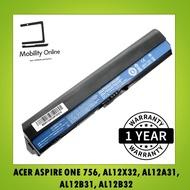ACER TRAVELMATE B113, B113M, B113-M Laptop Battery  - [ 1 YEAR WARRANTY ]